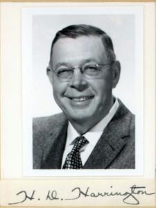 H. D. Harrington