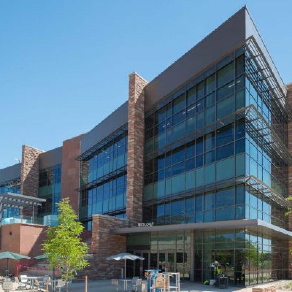 Image of Biology Building